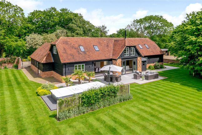 Thumbnail Property for sale in Long Lane, Bovingdon, Hemel Hempstead, Hertfordshire