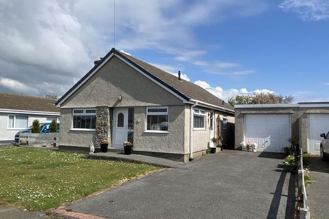 3 bed detached bungalow for sale in Bryn Moryd, Valley, Holyhead LL65