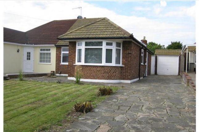 Thumbnail Bungalow to rent in 6 Melanda Close, Chislehurst, Greater London
