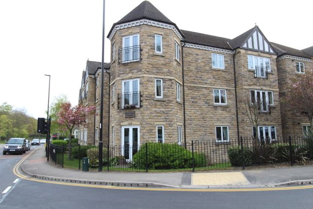 2 bed flat to rent in Beauchief Manor, Abbey Lane, Sheffield
