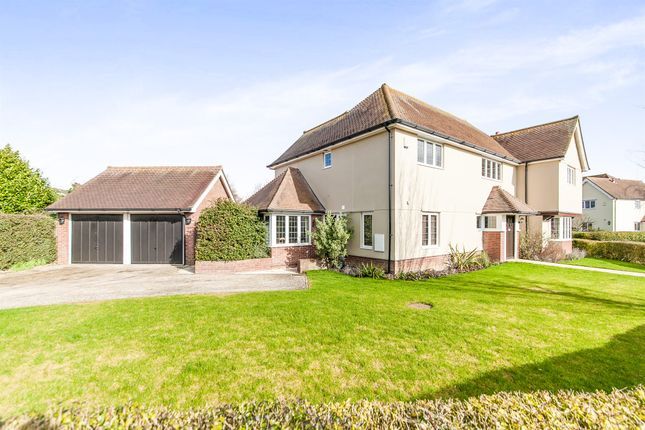 Thumbnail Detached house for sale in Chantry Drive, Wormingford, Colchester