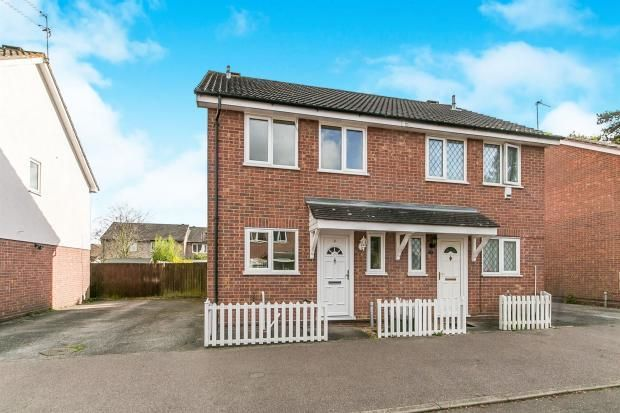 2 bed property to rent in Tally Ho, Highwoods, Colchester