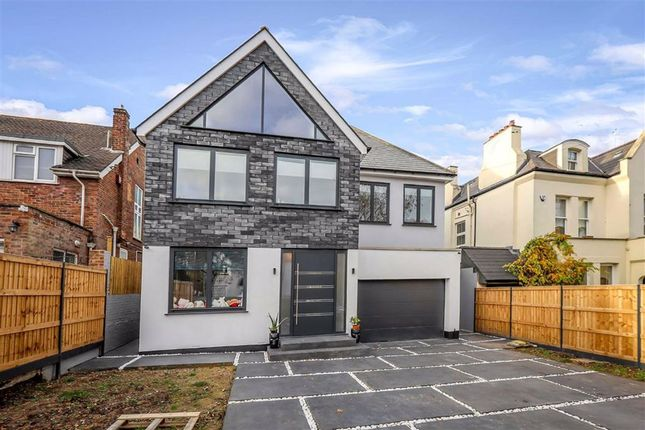 Thumbnail Detached house for sale in Oakleigh Park North, London