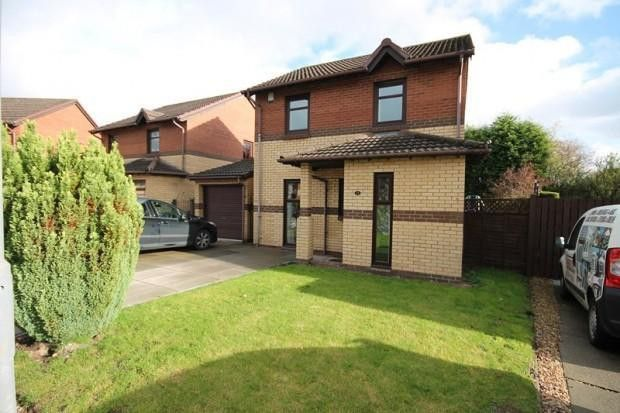 Thumbnail Detached house for sale in 31 Cameronian Place, Lanarkshire