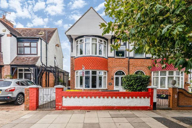 Thumbnail Semi-detached house for sale in Kirby Road, Portsmouth