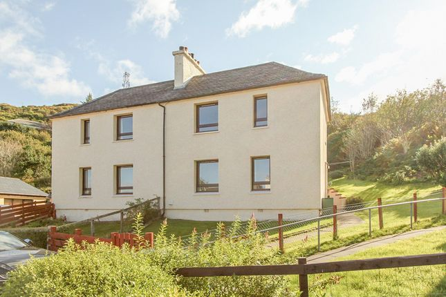 3 bed semi-detached house for sale in Lovat Terrace, Mallaig, Inverness-Shire, Highlands PH41