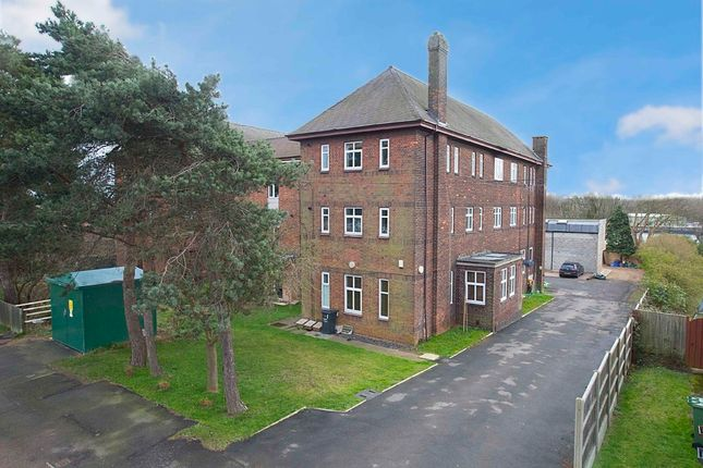 Thumbnail Flat for sale in Weldon Road, Corby