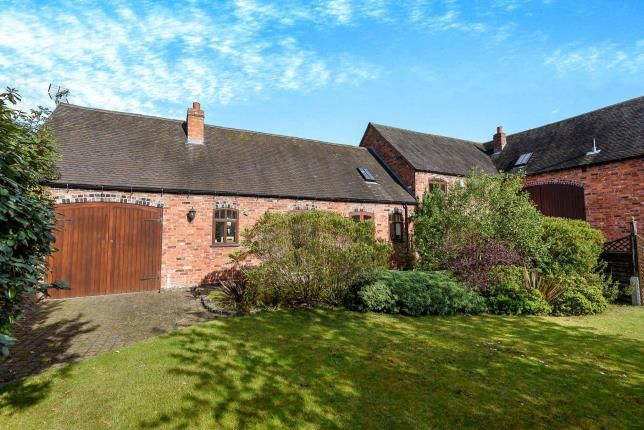 Thumbnail Link-detached house for sale in Wolverhampton Road, Shareshill, Wolverhampton, Staffordshire