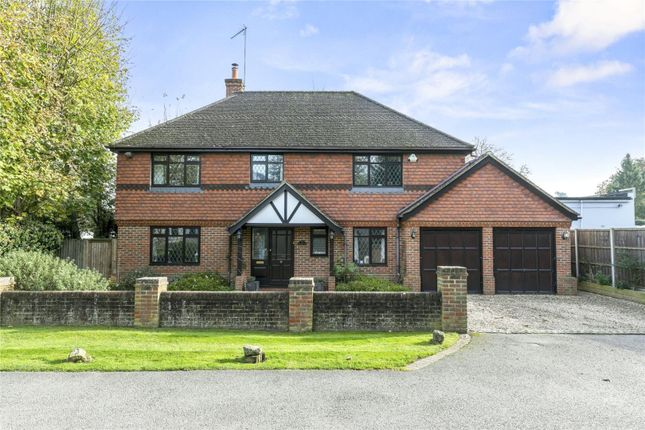 Thumbnail Detached house for sale in Fearn Close, East Horsley, Leatherhead, Surrey
