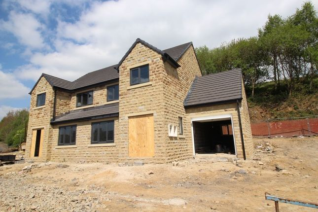 Thumbnail Semi-detached house for sale in Blackwall Lane, Sowerby Bridge
