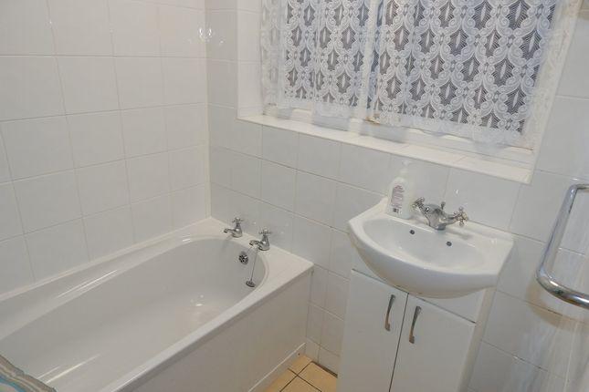 Bathroom of Princess Street, Parkeston CO12