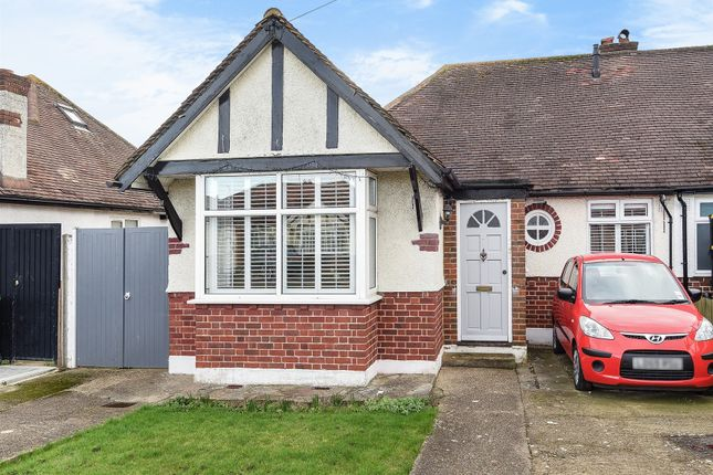 2 bed semi-detached bungalow for sale in Percival Way, Ewell, Epsom