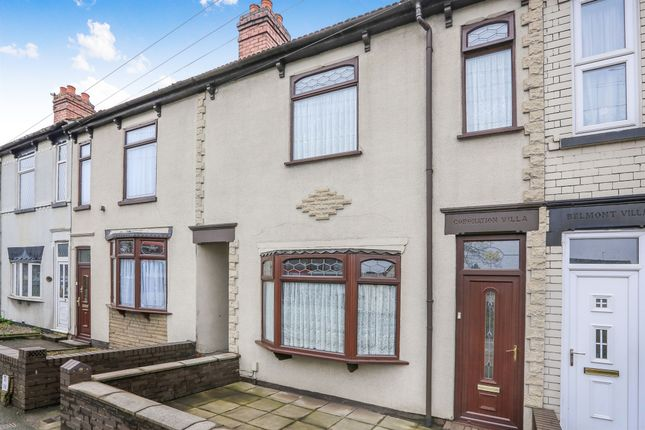 Thumbnail Terraced house for sale in Cannock Road, Park Village, Wolverhampton
