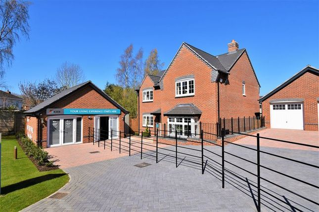 Thumbnail Detached house for sale in The Stamford, Apley, Telford