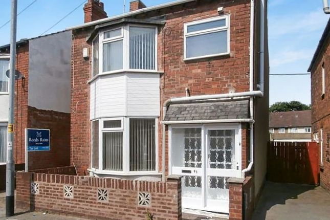 Thumbnail Detached house to rent in Portobello Street, Hull