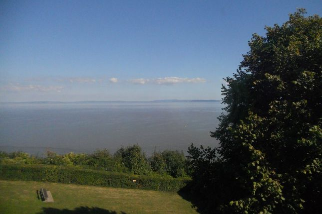 Thumbnail Flat to rent in Clive Crescent, Penarth