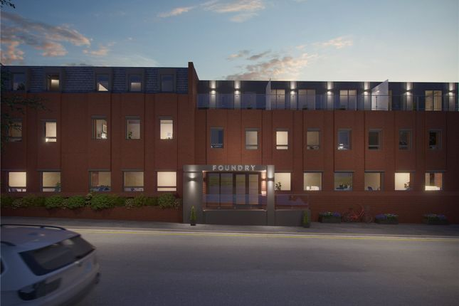 Thumbnail Flat for sale in Foundary, Liverpool Road, Luton