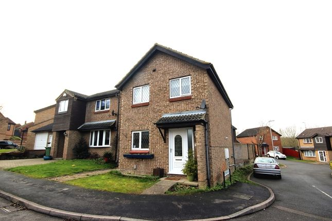 Thumbnail Detached house for sale in Muirfield Road, Wellingborough, Northamptonshire.