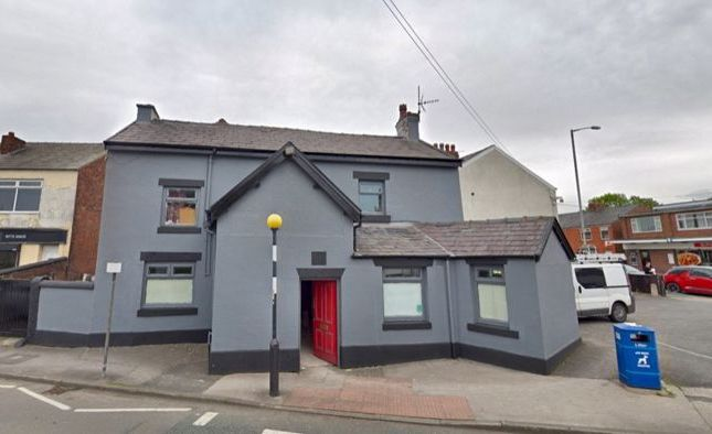 Thumbnail Commercial property for sale in Slater Lane, Leyland