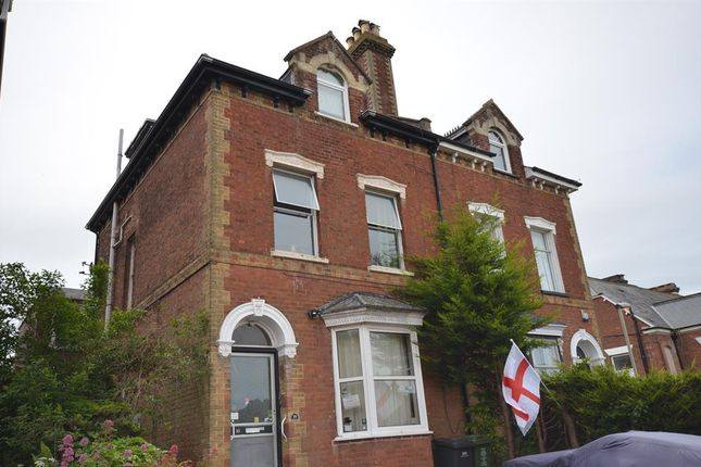 Thumbnail Flat for sale in St. James Road, Exeter