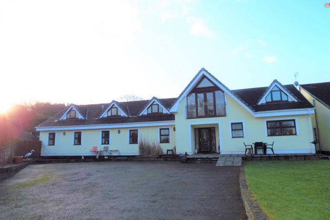 Thumbnail Detached house for sale in 1 Dove Lodge, Penclawdd, Swansea