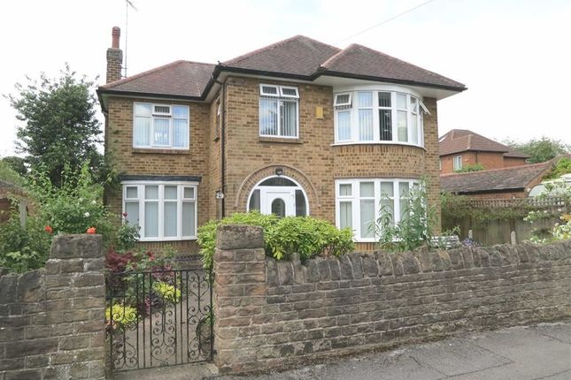 Thumbnail Detached house for sale in Mossdale Road, Sherwood, Nottingham