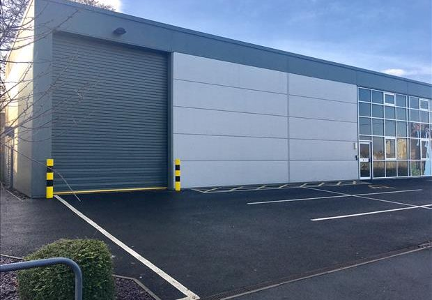 Thumbnail Light industrial to let in Unit 8, Holland Park, Factory Road, Sandycroft