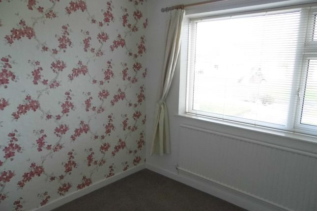 Bedroom Front of Aled Court, Abergele LL22