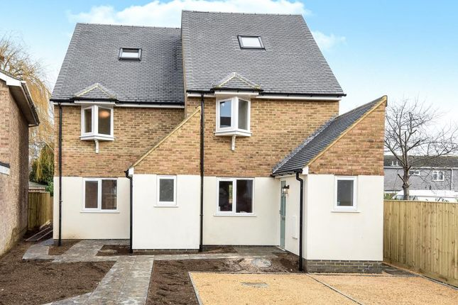 Thumbnail Semi-detached house for sale in Iffley Close, Oxford