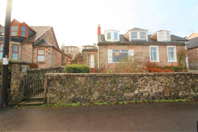 Thumbnail Semi-detached bungalow for sale in East Cove Cottage, Main Road, Langbank