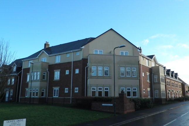 Thumbnail Flat to rent in Olwen Drive, Hebburn