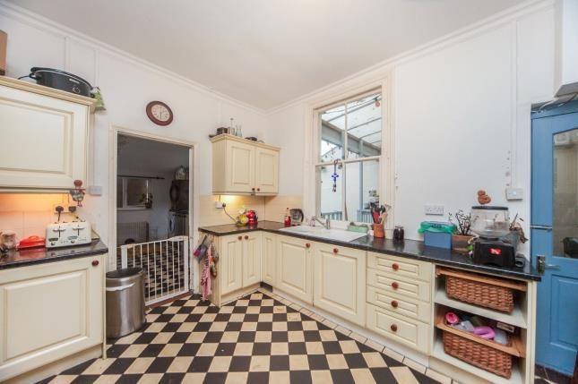 Kitchen of Seafield Road, Seaton EX12