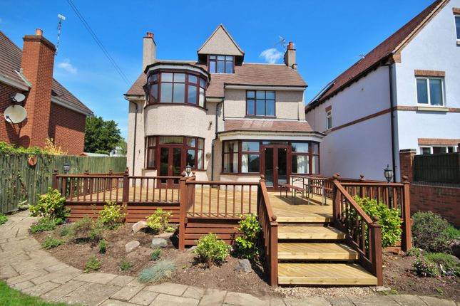 Thumbnail Detached house for sale in Rochester Road, Earlsdon, Coventry
