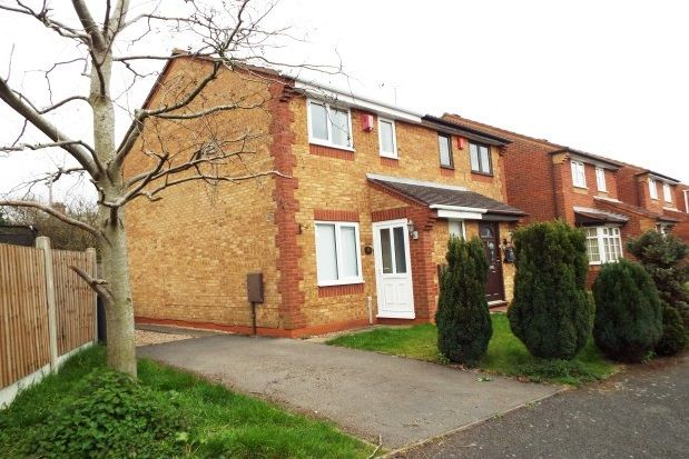 Thumbnail Property to rent in Sherbourne Drive, Branston, Burton-On-Trent