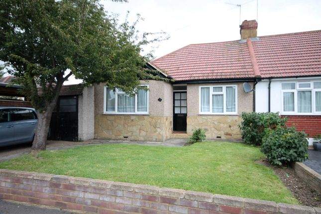 Thumbnail Bungalow for sale in Woodside Close, Bexleyheath