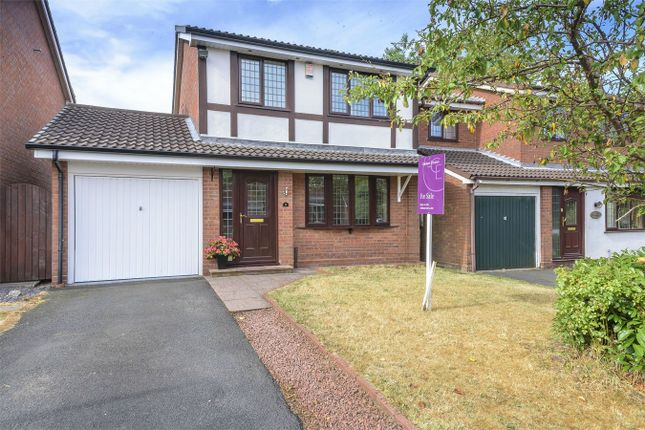 Thumbnail Detached house for sale in The Brambles, The Rock, Telford, Shropshire