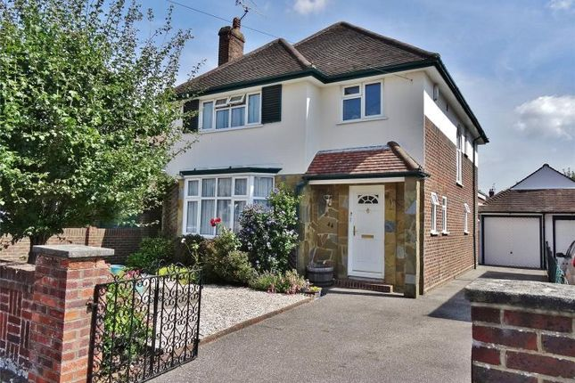 Thumbnail Detached house for sale in Cissbury Road, Broadwater, Worthing