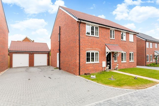 Property to rent in Bourne Way, Burbage, Marlborough