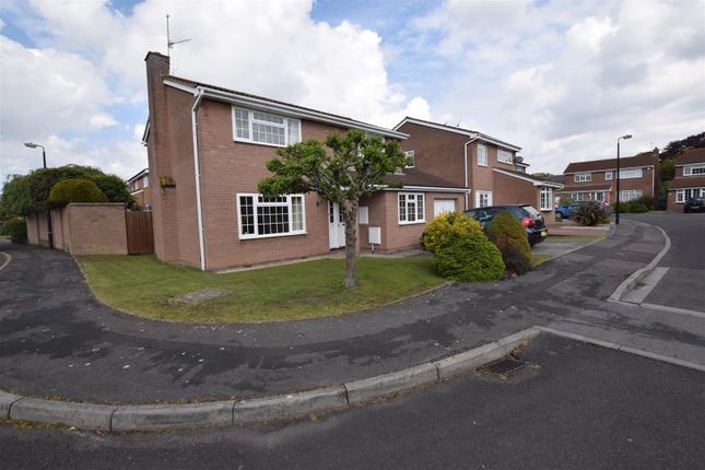 Thumbnail Detached house for sale in Holly Close, Nailsea, Bristol