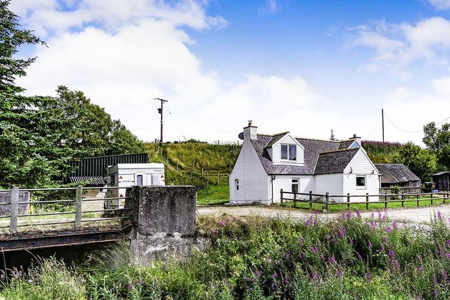 Thumbnail Detached house for sale in Glenlivet, Ballindalloch