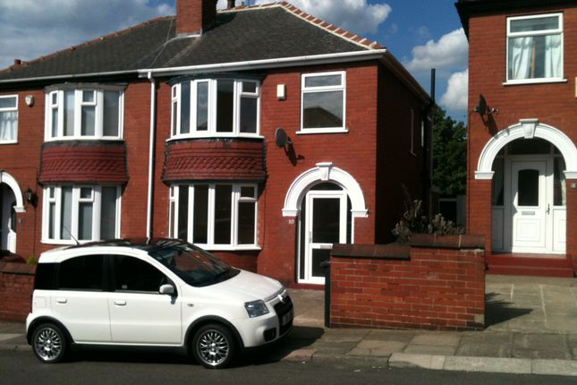 Thumbnail Semi-detached house to rent in Westfield Road, Balby, Doncaster