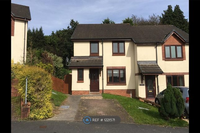3 bed semi-detached house to rent in Heol Beca, Carmarthen SA31