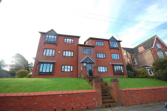 Thumbnail Flat to rent in Hamilton Road, New Brighton, Wallasey