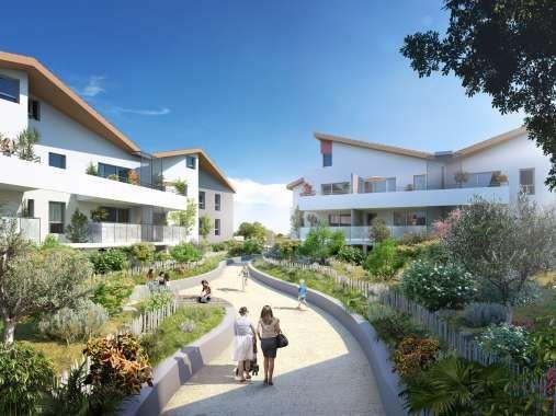 Thumbnail Apartment for sale in Marina Spirit, Marseillan, Agde, Béziers, Hérault, Languedoc-Roussillon, France