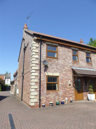 Thumbnail Semi-detached house to rent in Cardinal Walk, Hessle
