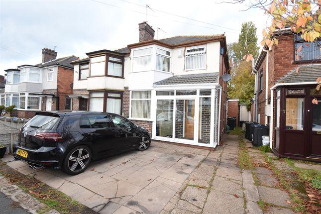 Semi-detached house in  Stow Grove  Hodge Hill  Birmingham  Birmingham