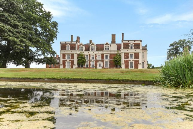 Thumbnail Flat for sale in Hill Hall, Theydon Mount, Epping, Essex