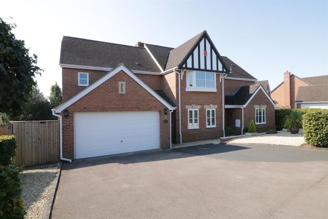 Thumbnail Detached house for sale in Lyncroft, Minsterworth, Gloucester