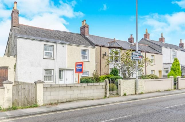 Thumbnail Terraced house for sale in Camborne, Cornwall, United Kingdom