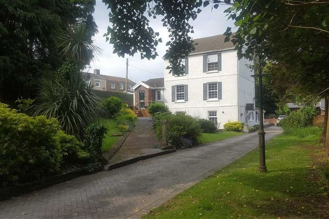 Thumbnail Detached house for sale in Llanelli